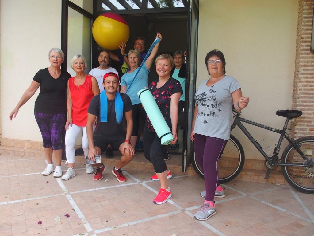 Fitness Club-tayeb